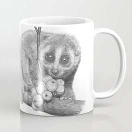 Slow Loris (Kera Duku) Coffee Mug