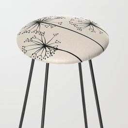 Dandelions Counter Stool