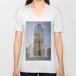 Church Unisex V-Neck