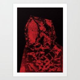 Death Art Print