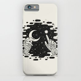 Look to the Skies iPhone Case