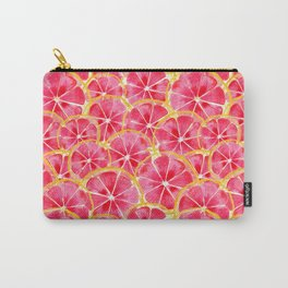 Tropical Citrus Carry-All Pouch