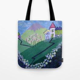 Tiny Houses Tote Bag
