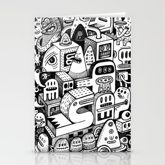 l'Arche Stationery Cards