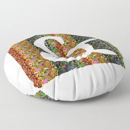 And Floor Pillow