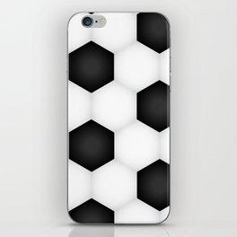 Soccer (Fooball) Ball iPhone Skin
