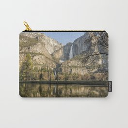 Yosemite Falls on View Carry-All Pouch