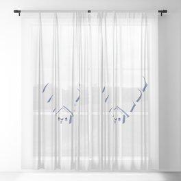 Home Wi-Fi Sheer Curtain