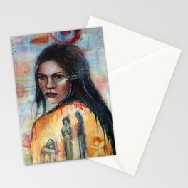 The Healer Stationery Cards
