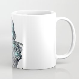 The Girl with Light in her Hair Coffee Mug