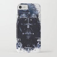 darth iPhone & iPod Cases featuring Darth Vader by qualitypunk