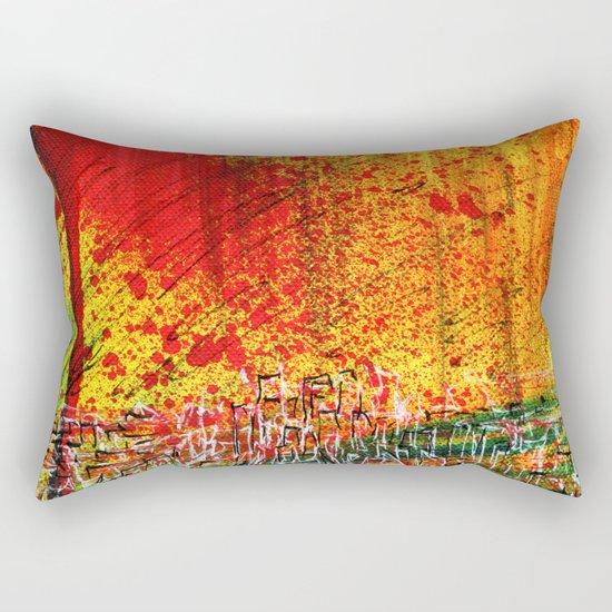 Take city Rectangular Pillow