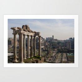 Untitled (Roman Forum) Art Print