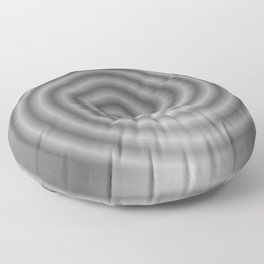 balanced black Floor Pillow