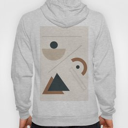 Geometric Modern Art 33 Hoody