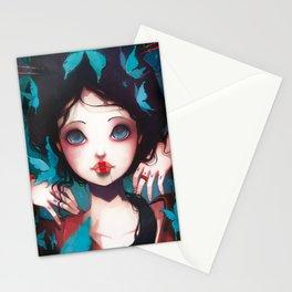 Nachtfalter Stationery Cards
