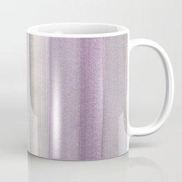 Purple Gray Watercolor Dream #1 #painting #decor #art #society6 Coffee Mug