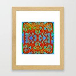 Cosmic Universe Framed Art Print