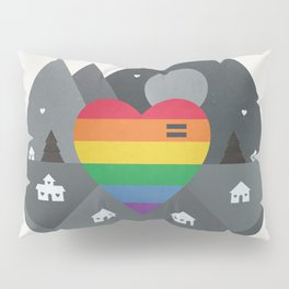 Love & Equality Pillow Sham