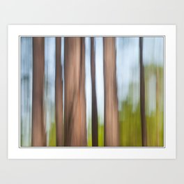 Whispering Pines 2 Art Print