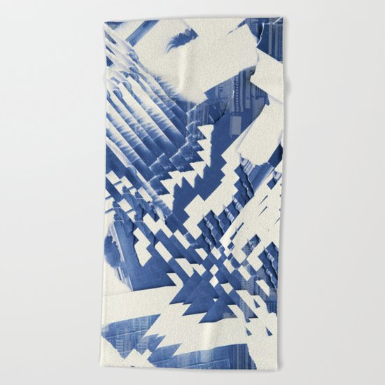 Abstract 220 Beach Towel