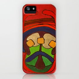 Cosmopoliton in the Universe iPhone Case