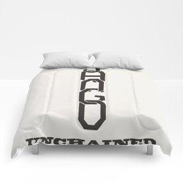 Django Unchained Movie Poster Comforters