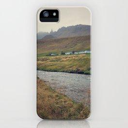 Akrahreppur II iPhone Case