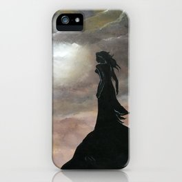 Wuthering Heights iPhone Case