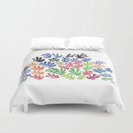 La Gerbe by Matisse Duvet Cover