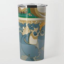 Pymatuning Spillway Travel Mug