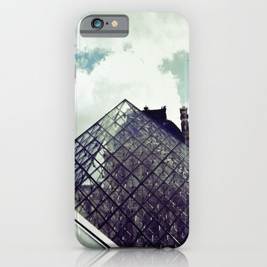 Louvre Pyramid I iPhone & iPod Case