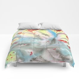 abstract 02 Comforters