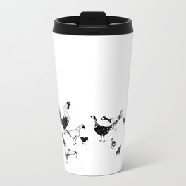 Island Life Series: Alarm Clock Travel Mug