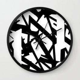 Abstract Text 1 Wall Clock