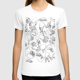 The SENSUALIST Collection (Tact) T-shirt
