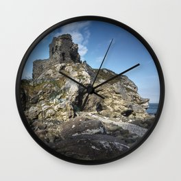 Kinbane Castle Wall Clock