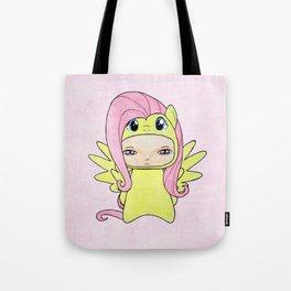 A Boy - Fluttershy Tote Bag