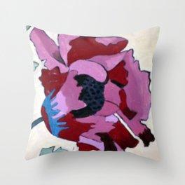 Parisian Tile Throw Pillow