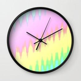 SPACE RAINBOW Wall Clock