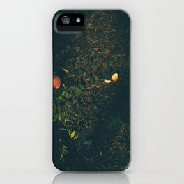 Someone Killed This Mushroom iPhone Case