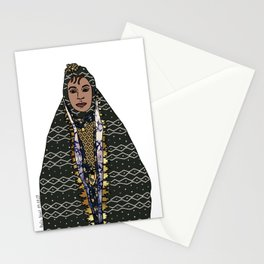 No Ban No Wall | Art Series - The Jewish Diaspora 009 Stationery Cards