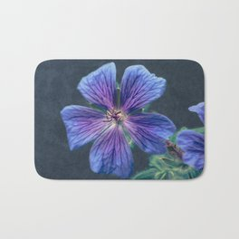 at the side of the road Bath Mat