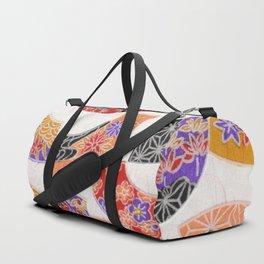 Oriental pattern Duffle Bag