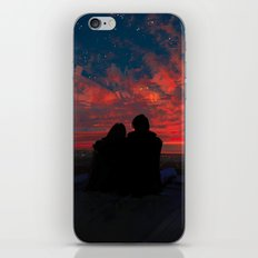 The Secret Place iPhone & iPod Skin