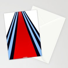 Martini Racing Stationery Cards
