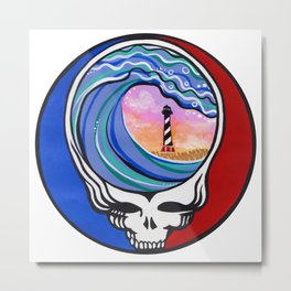steal your surf Metal Print