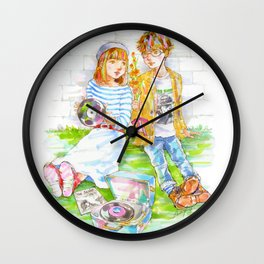 Pop Kids vol.12 Wall Clock