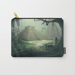 Lost Civilization Carry-All Pouch