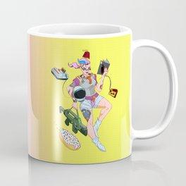 Astro Punk Sugar Rush Sprinkles Coffee Mug